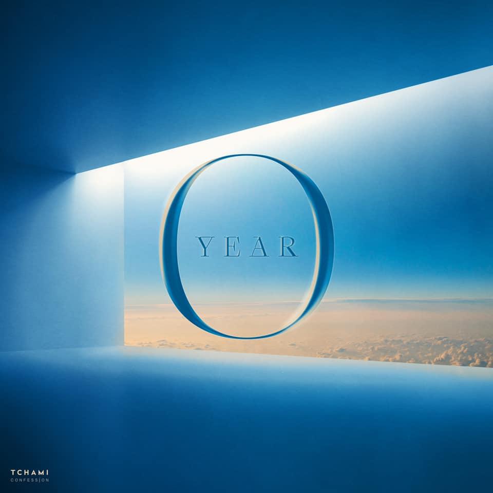 """Cover de """"Year Zero"""" premier album de Tchami"""