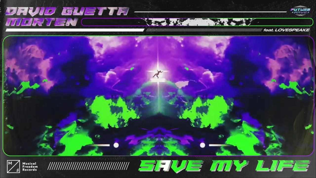 David Guetta MORTEN Save My Life Cover