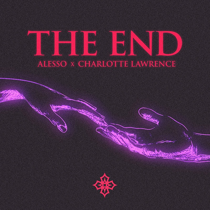 Alesso-Charlotte-Lawrence-The-End-Cover