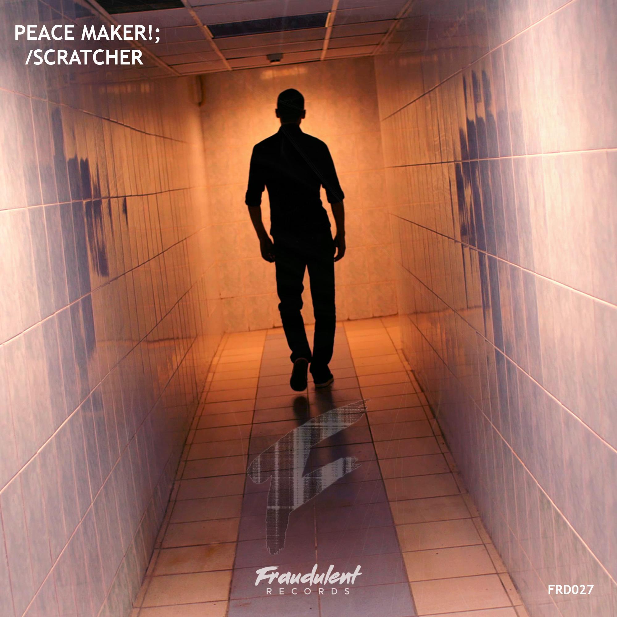 PEACE MAKER! - Scratcher (Fraudulent) PEACE MAKER! - Scratcher cover