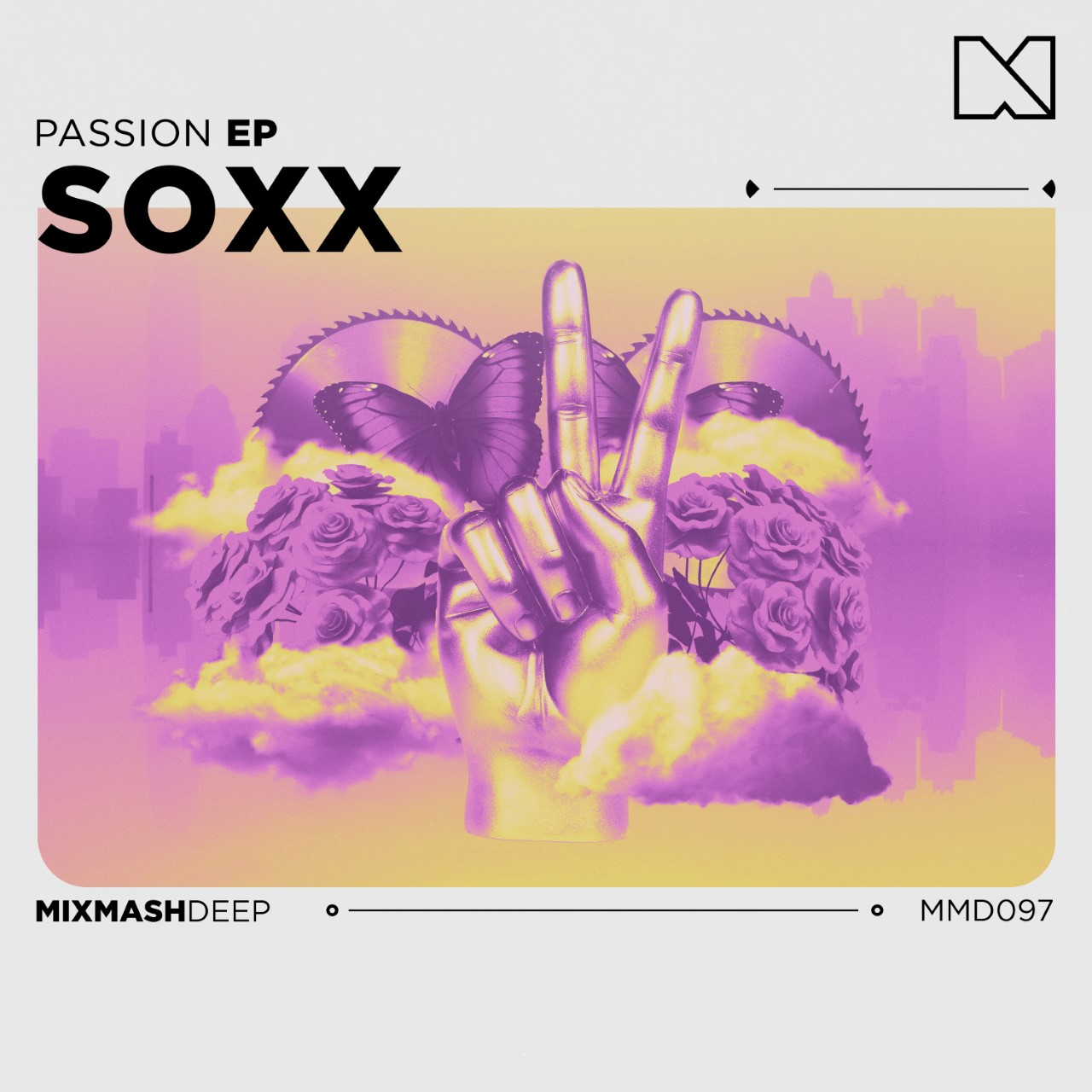 SOXX Passion EP cover