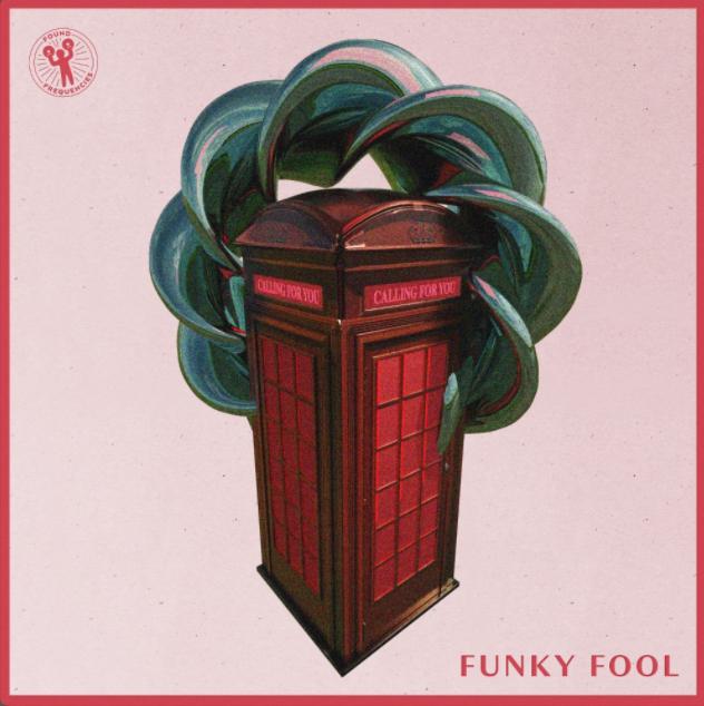 """cover de """"Calling for you"""" le nouveau Funky Fool"""