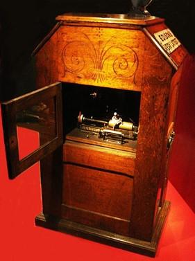 kinétoscope phonographe kinétophone