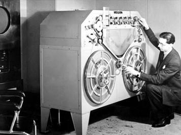 enregistreur reproducteur magnétique Marconi