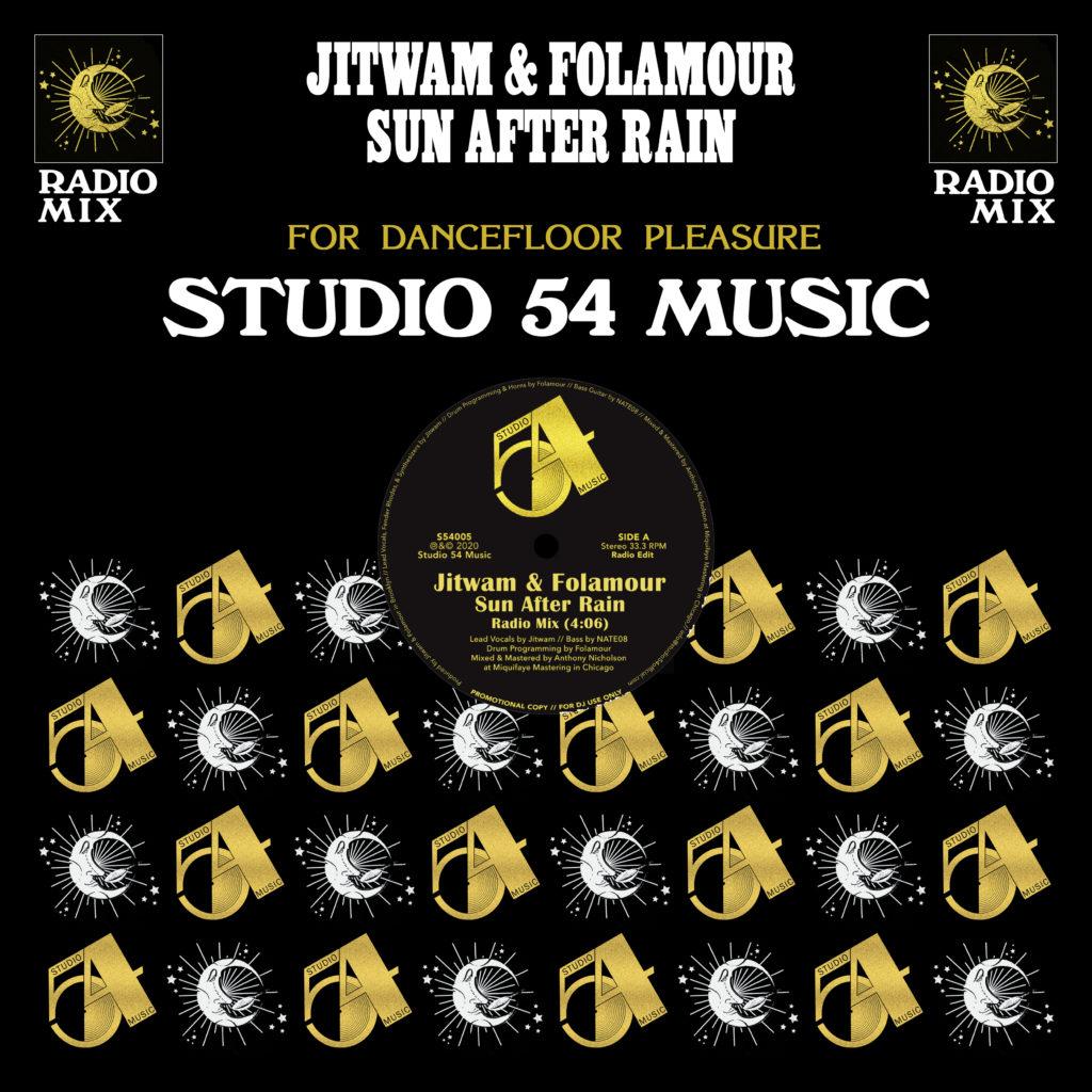 Jitwam et Folamour cover Sun After Rain