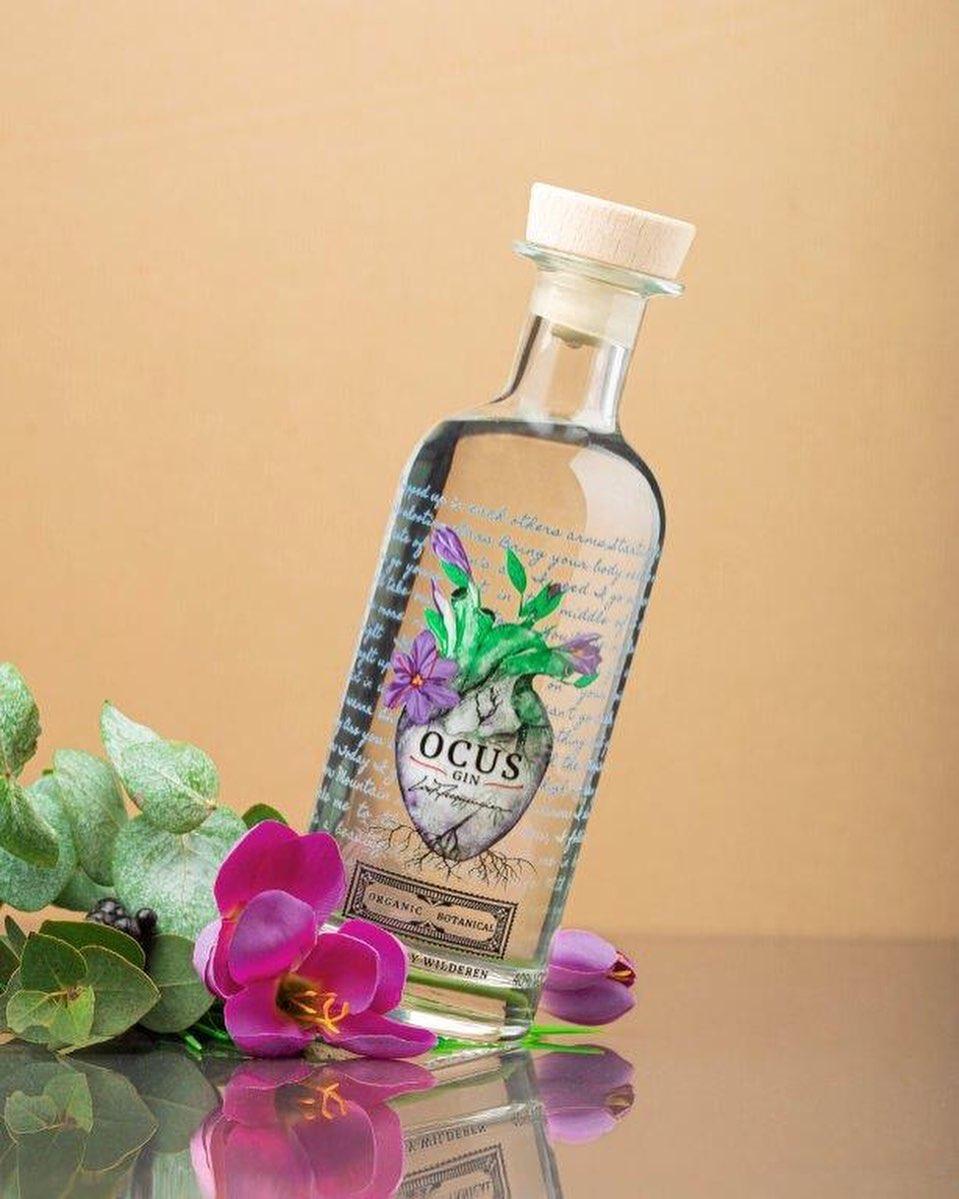 Ocus, la nouvelle marque de Gin lancé par Lost Frequencies