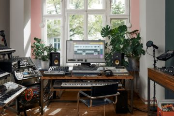 Studio Ableton 11