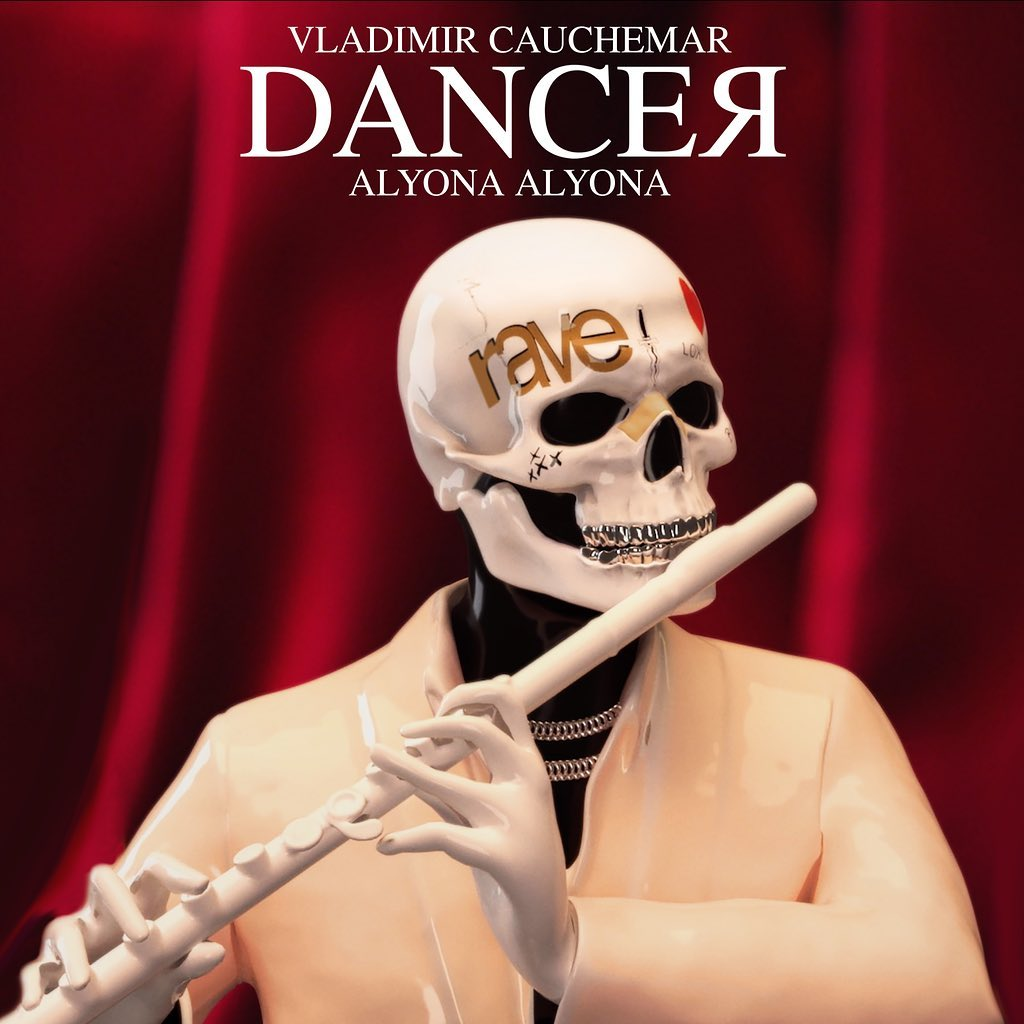 "Cover de ""Dancer"", de Vladimir Cauchemar et Alyona Alyona"