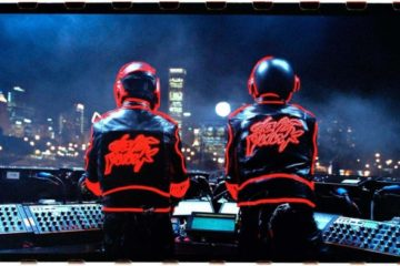 photo daft punk coachella