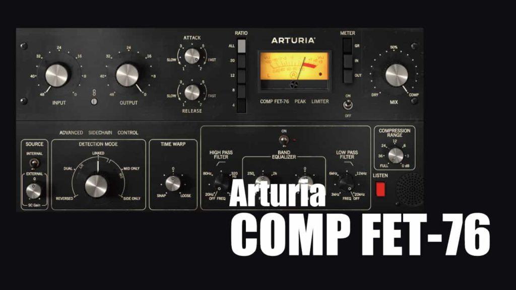 arturia plugin compressor
