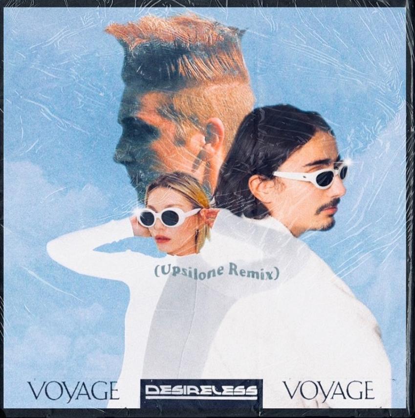 upsilone voyage remix desireless