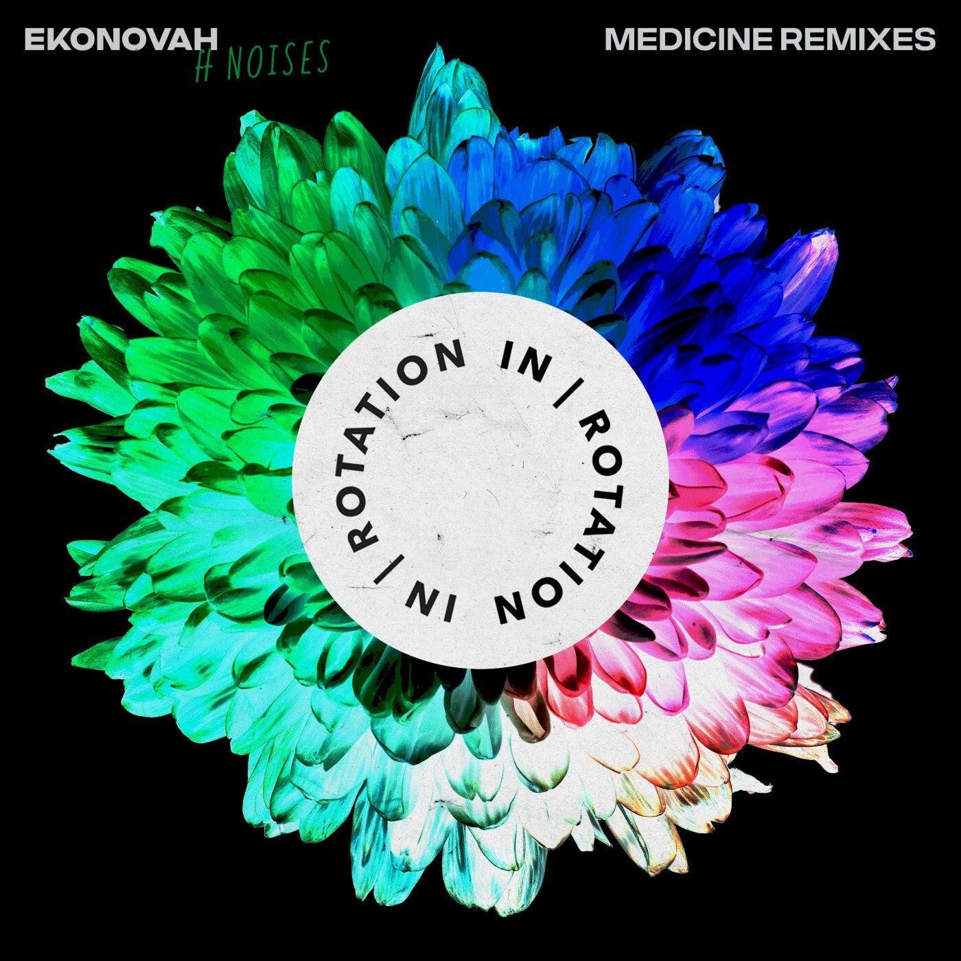 ekonovah-medecine remixes peace maker!
