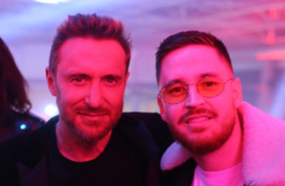 David Guetta et Aazar