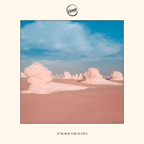 White Desert par Ash Cercle Records