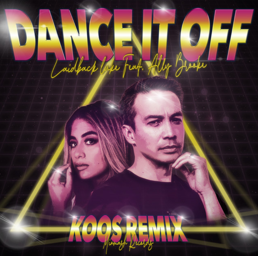 Laidback Luke dance it off koos remix