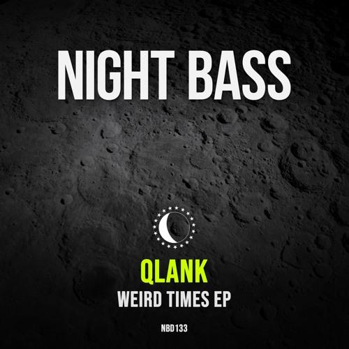 """Cover de l'EP """"Weird Times"""""""