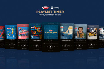 Barilla Spotify Playlist