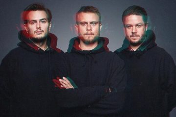 Photo du trio Brohug