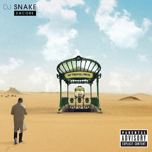 "DJ Snake, cover de son album ""Encore"""
