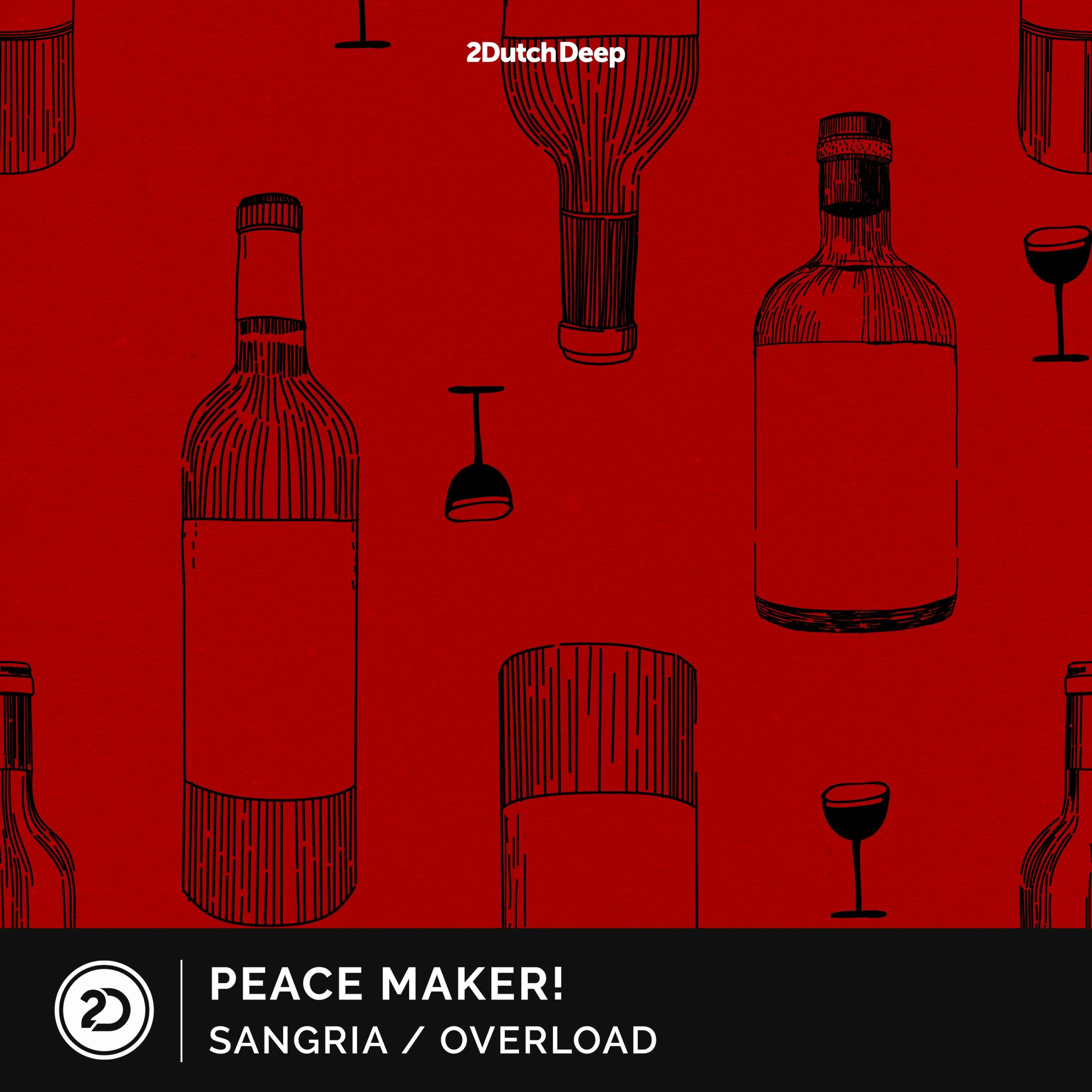 cover sangria EP PEACEMAKER!