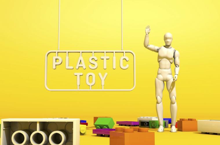 Plastic Toy