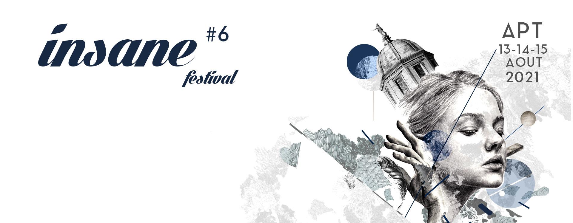 annonce Insane festival 2021