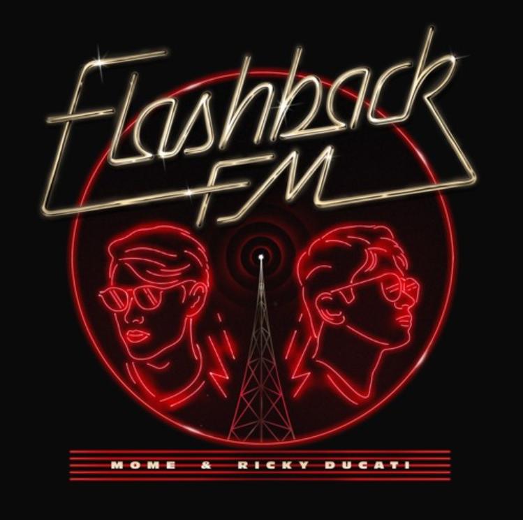 Cover de Flashback FM album de Møme et Ricky Ducati