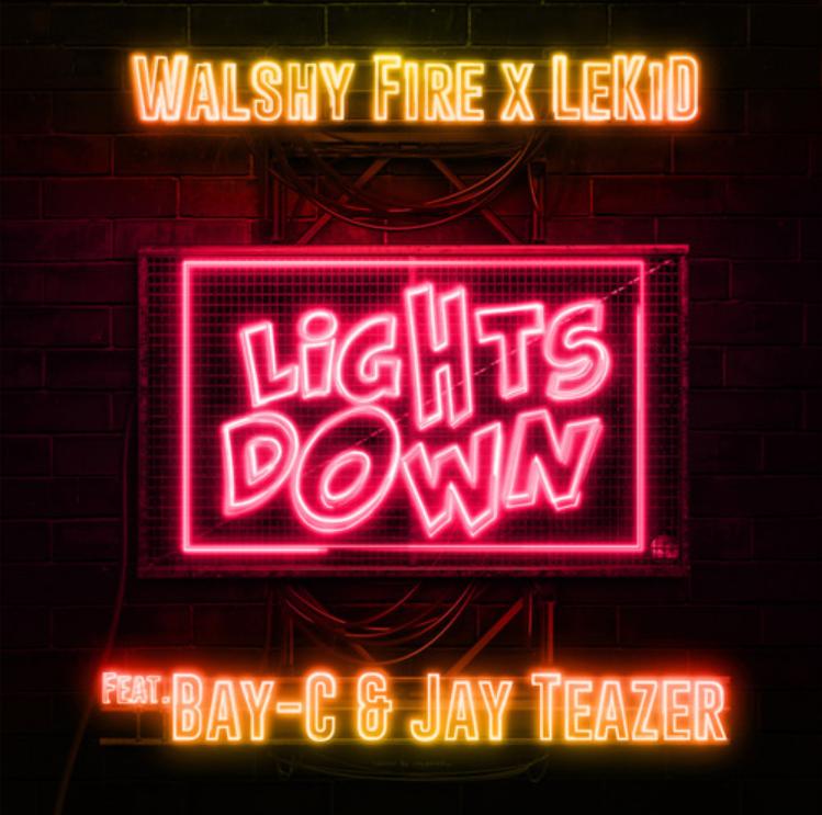 "Cover de ""Lights Down"" de Walshy Fire et LeKid"