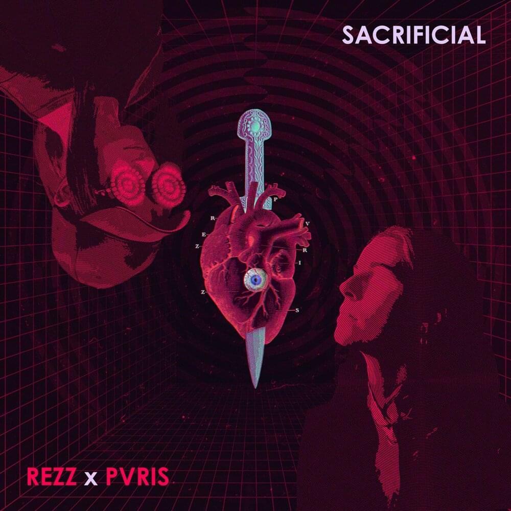 Rezz cover sacrificial