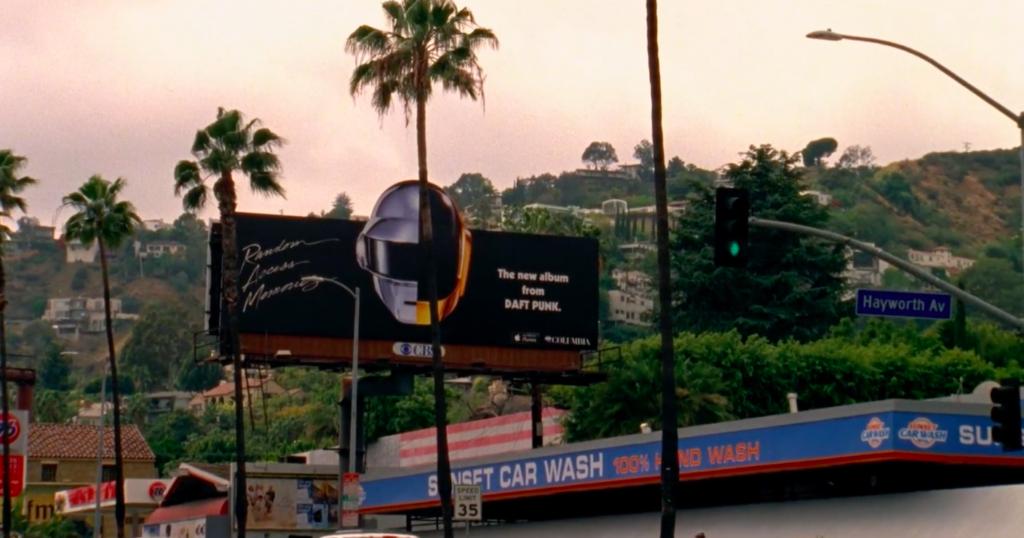 Billboard Random Access Memories