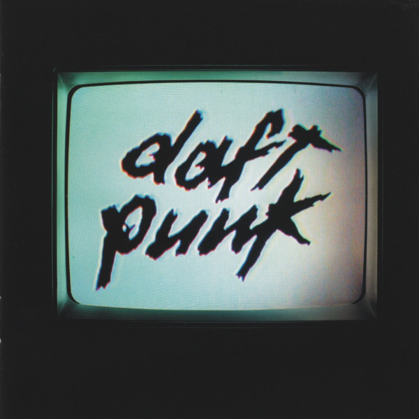 Daft Punk Human after All cover