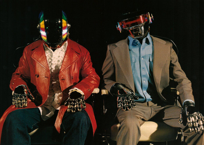 Daft Punk - Discovery era