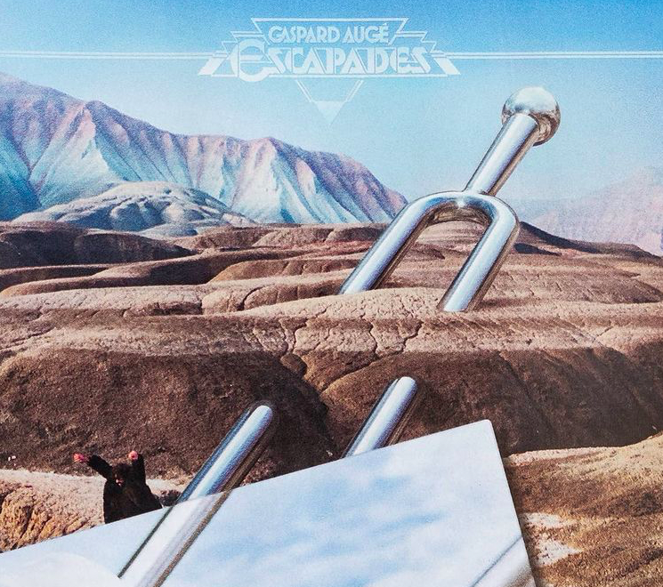 cover Gaspard Augé Escapades