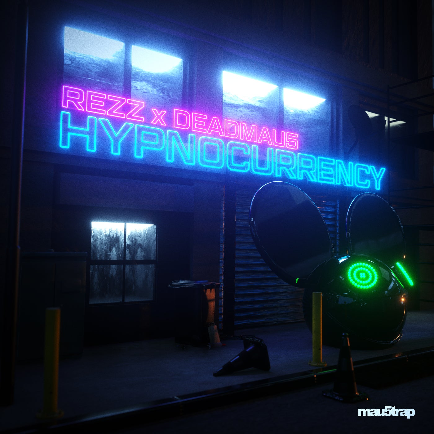Deadmau5 Rezz Hypnocurrency cover