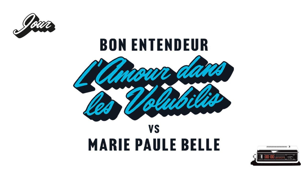 """Cover de """"L'amour dans les volubilis"""" de Bon entendeur !"""