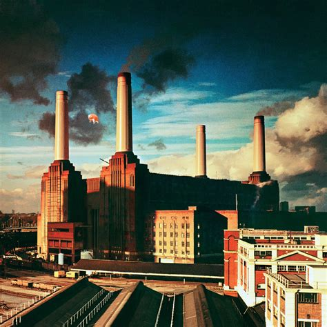 Cover Pink Floyd Animals