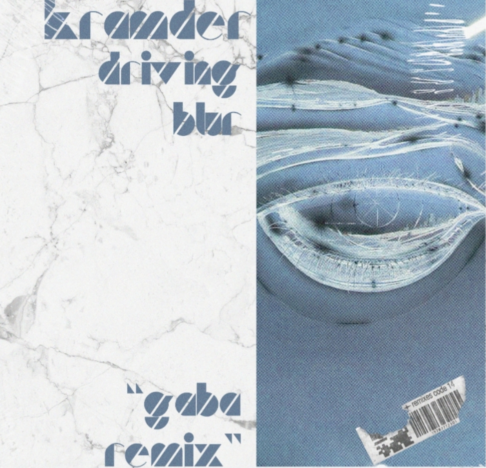 Kramder driving blur gaba remix