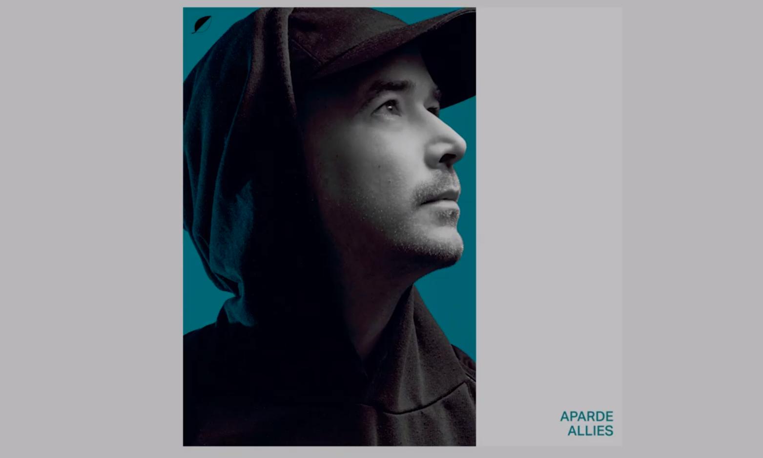 """cover de """"Allies"""" le nouveau titre d'Aparde"""