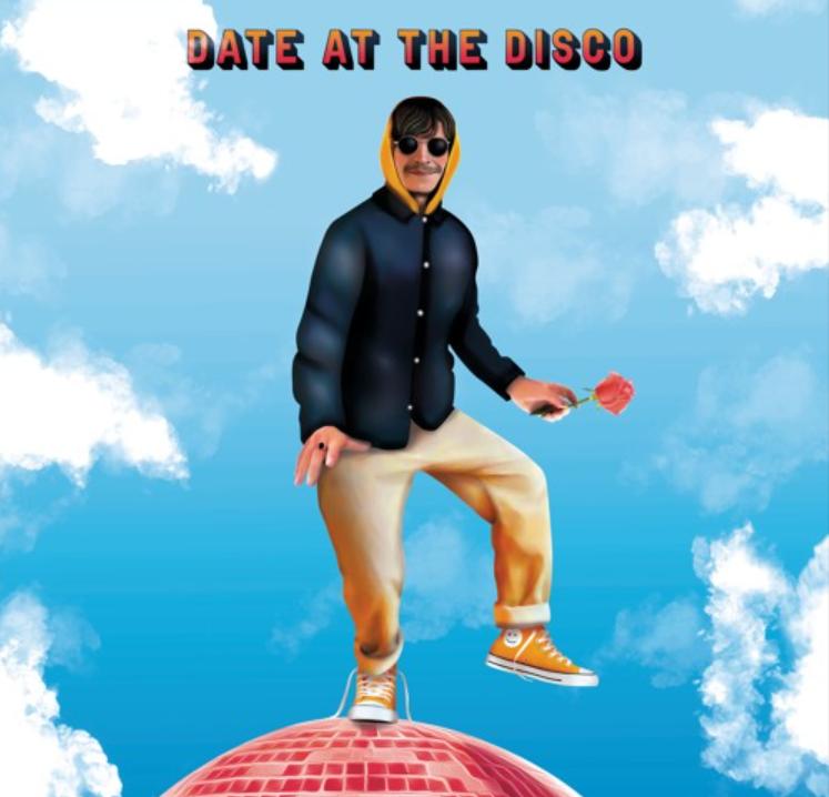 """cover de l'EP """"Date At The Disco"""" de Bellaire"""