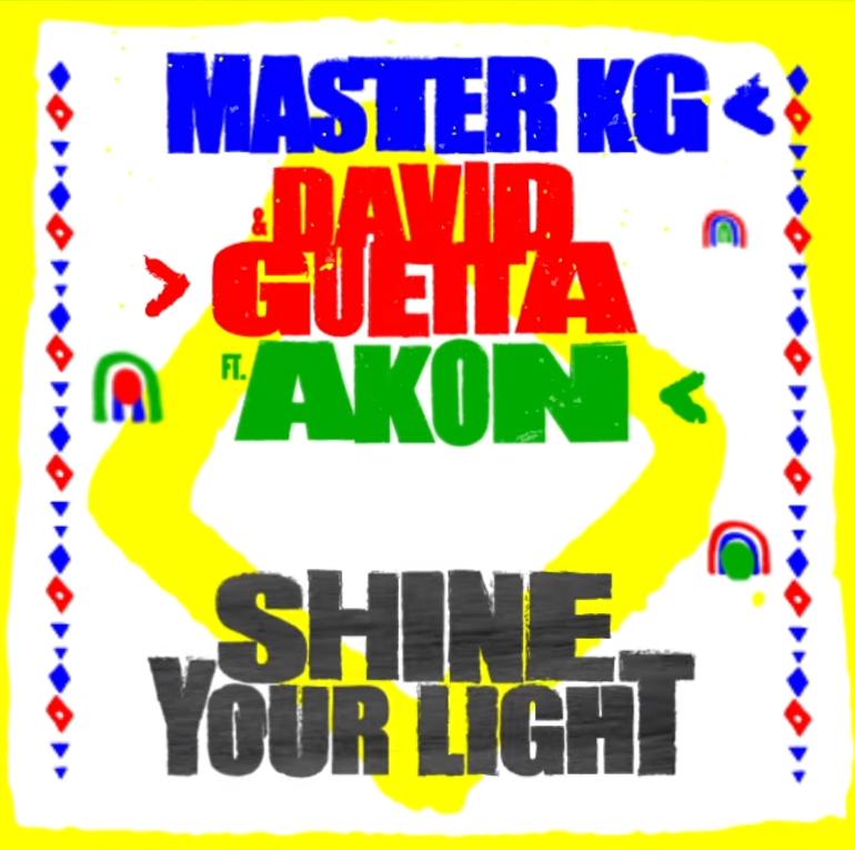 "cover de ""Shine Your Light"" la collab entre David Guetta master KG et Akon !"