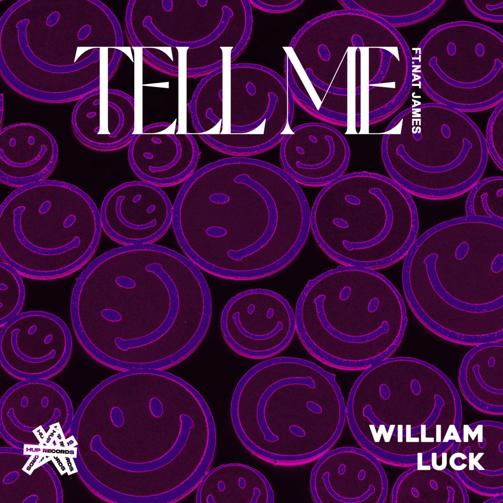 Cover Tell Me William Luck