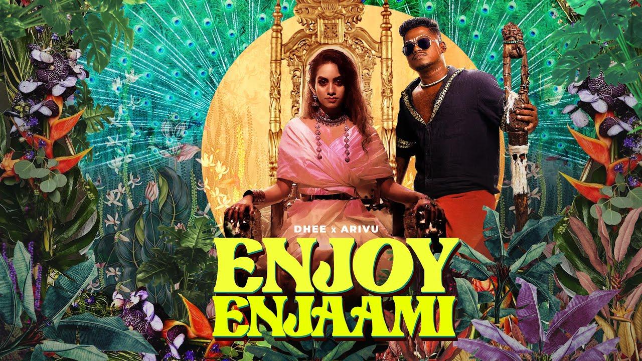 cover de Enjoy Enjami, remix par DJ Snake