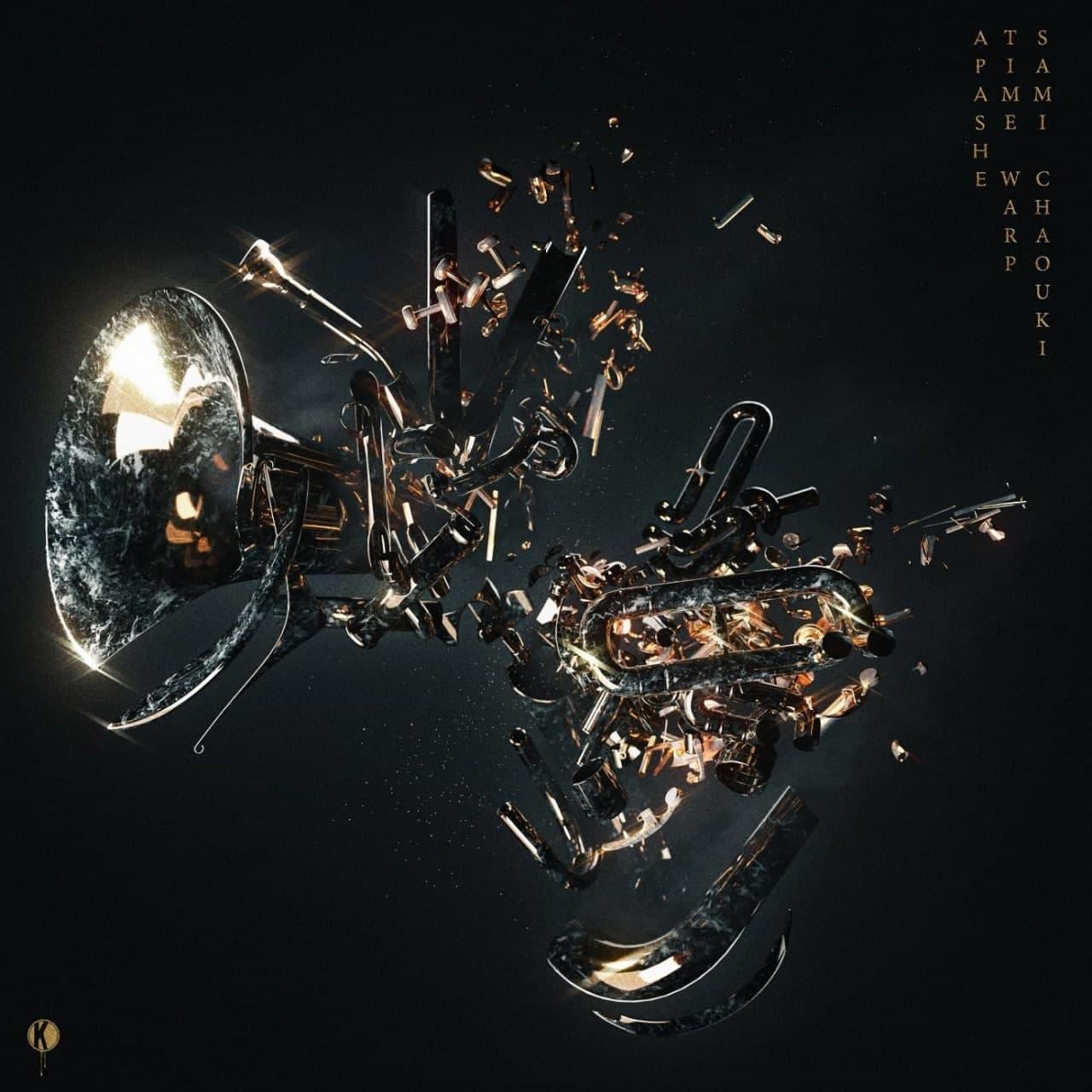 Cover du son d'Apashe en feat avec Sami Chaouki : Time Wrap